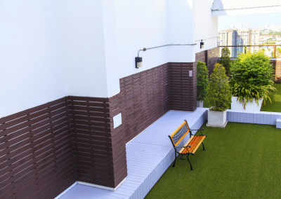 Turf Roof Top